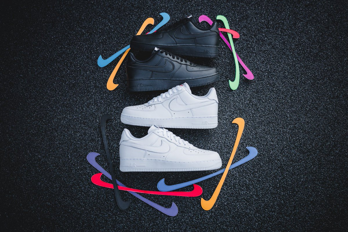 Nike Air Force 1 07 Qs Rouleaux Velcro