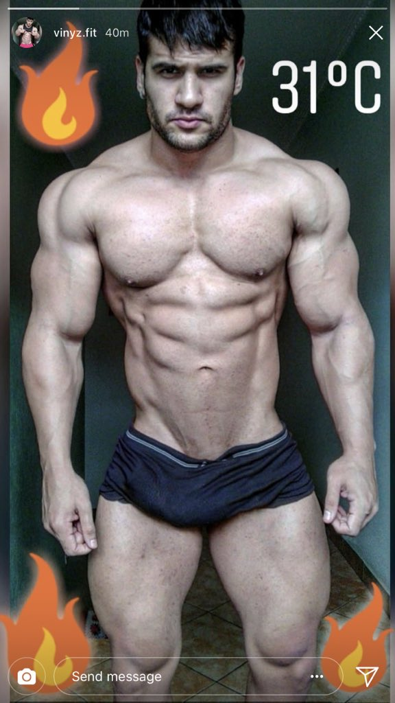 Iranian hunk naked are
