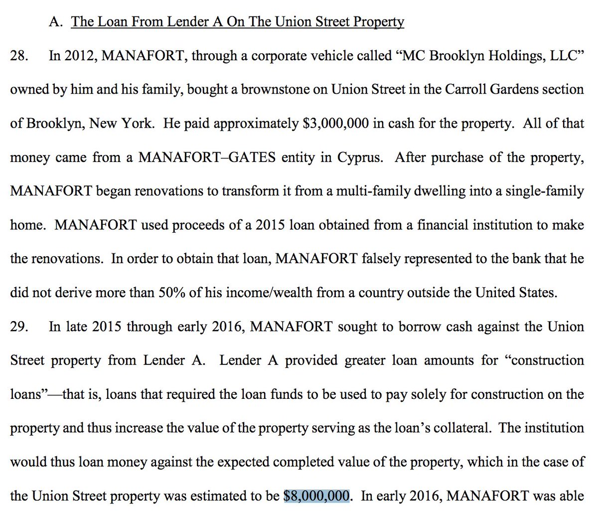 Sidenote: Carroll Gardens real estate makes a good investment, if you've got Ukrainian-backed shell corporations in Cyprus, Saint Vincent and the Seychelles to help with the down paymenthttps://t.co/E6FIAHbPgg.