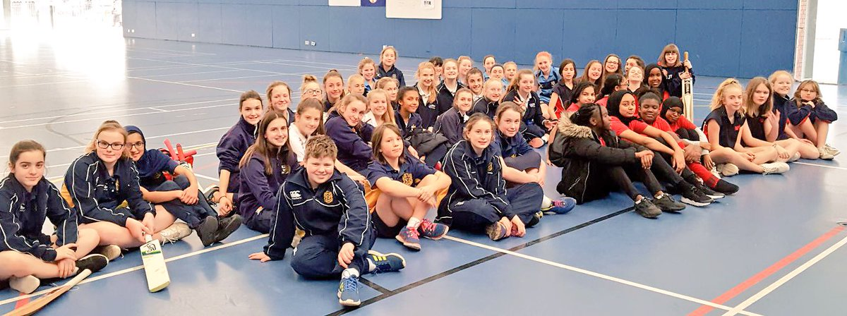 test Twitter Media - Today we saw 6 Under 13 Girls teams gather for the Bristol round of the Lady Taverners competition! Huge thanks to @CABSportsCentre for hosting - an incredible facility! Well played all! 👏🏻🏏🙌🏻 https://t.co/j3qG3HN7Oo