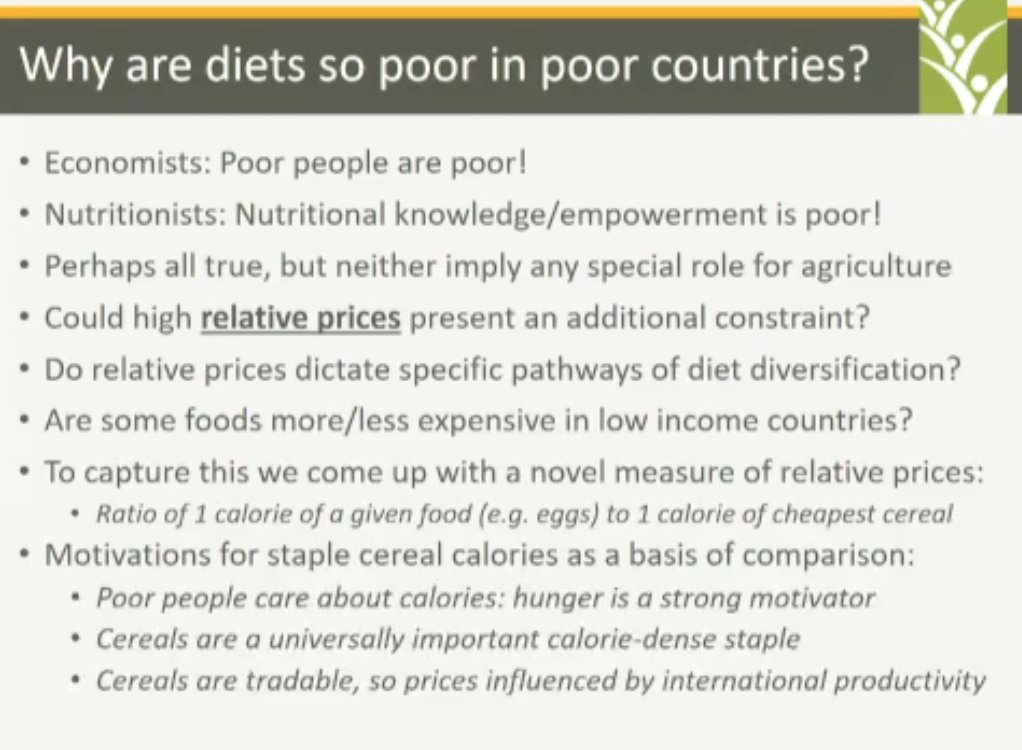 IFPRI On Twitter Why Are Diets So Poor In Poor Countries Its - Poor country name