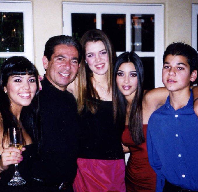 Happy Birthday Mr. Robert Kardashian, you re always missed