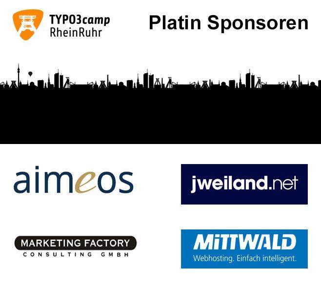 test Twitter Media - Wir freuen uns sehr über das Vertrauen, das uns die diesjährigen #Platin #Sponsoren schon jetzt für das #TYPO3Camp RheinRuhr entgegenbringen. Danke an @aimeos @jweilandnet @mfc_dus und @mittwald / 02.11.bis 4.11.2018 #t3crr @Unperfekthaus #Essen #TYPO3 https://t.co/5dvMa5DTJc https://t.co/pT5RB7t061