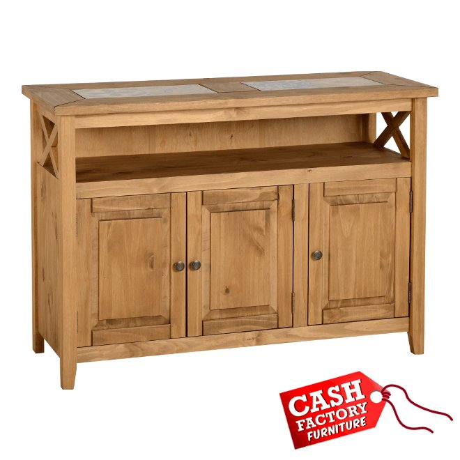 Salvador Tiled Top Sideboard Is Now Available In Online 219 Https Goo Gl Uen7xh Cashfactory Furniture Galway Cork
