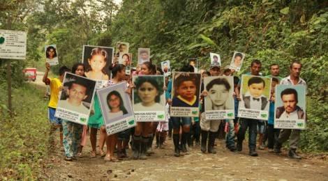 #SanJoséDeApartadó 'La masacre de 2005 n...