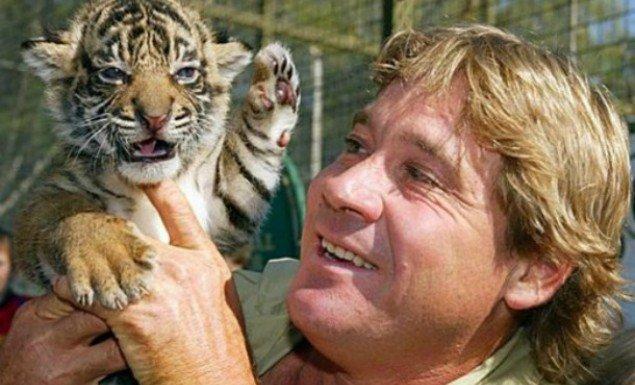 Happy Birthday Steve Irwin(1962-2006)