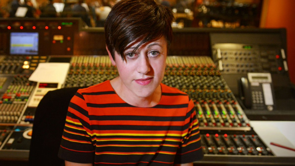 """Nine feminist bangers"" : @tracey_thorn on her new concept album in tonight's show https://t.co/4YHTXr7iCE"