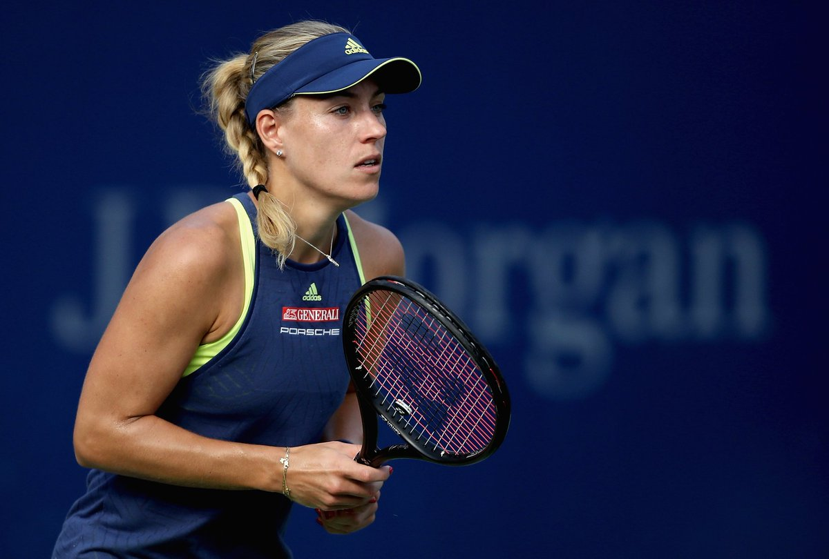 Angelique #Kerber has yet to drop a set this week - can she avenge last year's SF defeat to #Svitolina & snap a 4-match losing streak vs the Ukrainian?  More > https://t.co/FtLv83g8lk