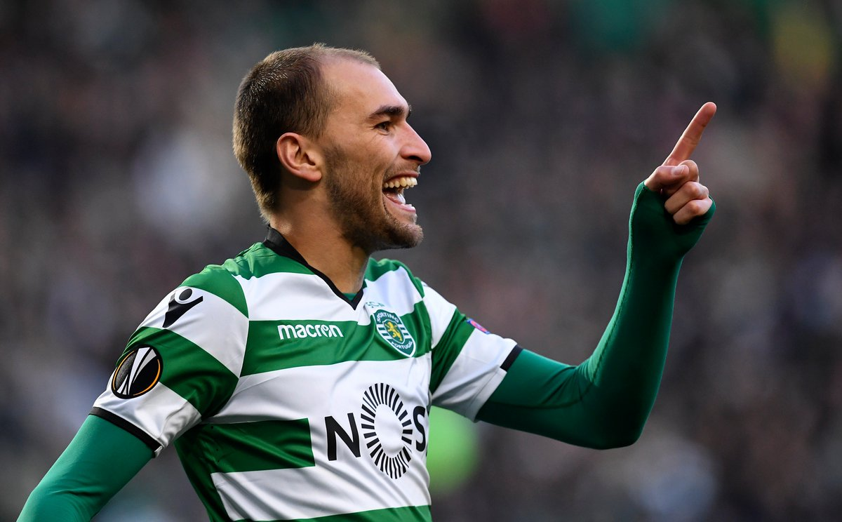 2⃣6⃣ goals for @Sporting_CP's Bas Dost t...