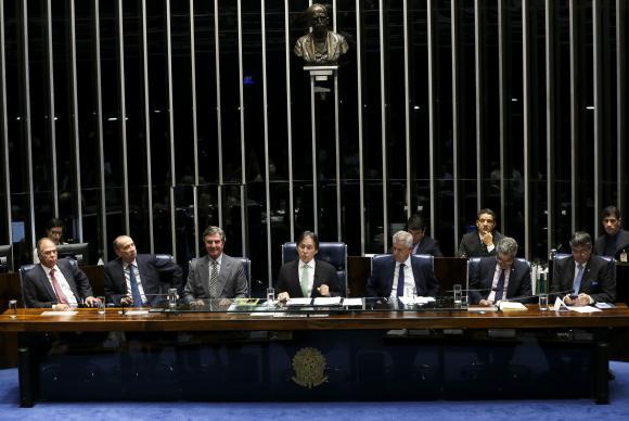 Senado instala subcomissão temporária do Fórum Mundial da Água. https://t.co/WZ1YImrvm7 📷 Marcelo Camargo/Agência Brasil