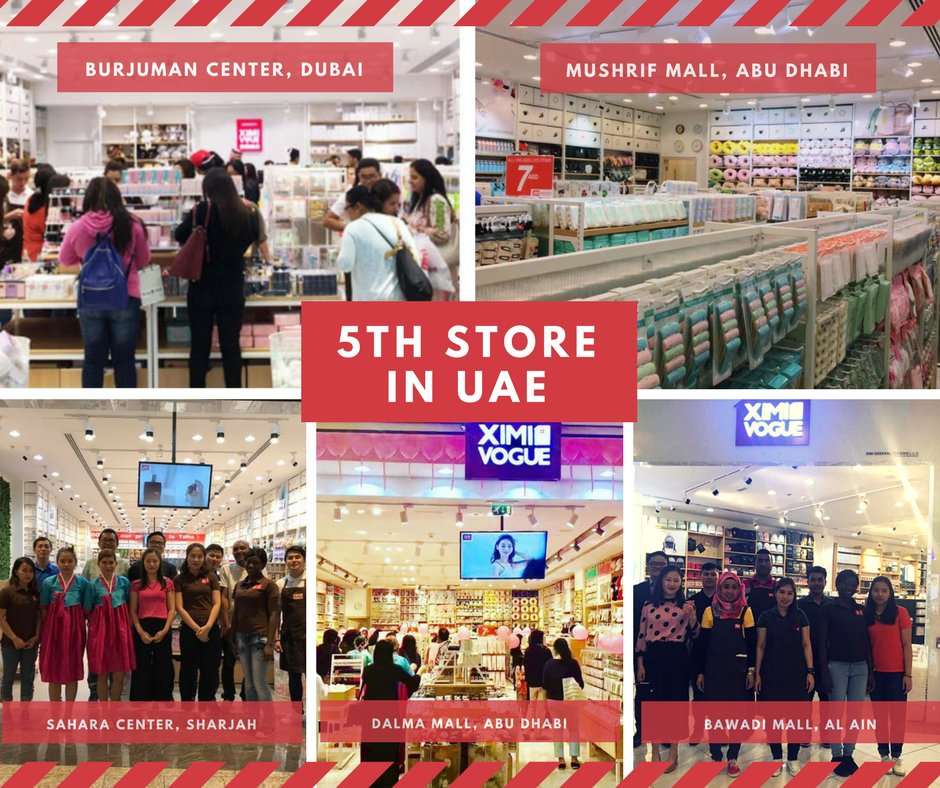 Ximivogue uae ximivogueuae twitter dont hesitate and rush to our stores limited quantities first come first served ximivogue ximivogueuae opening promotion vouchers solutioingenieria Choice Image