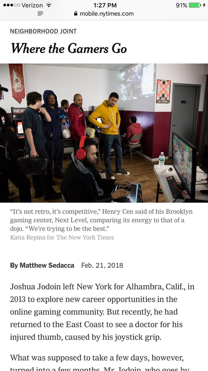 NLBC made the @nytimes shoutouts to @Ner...
