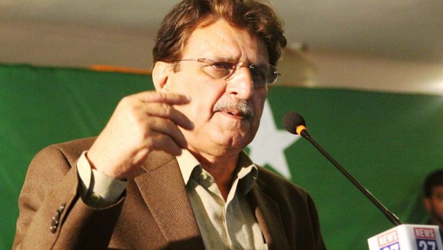"Prime Minister AJK Raja Farooq Haider Khan says the government is drafting legislation to provide #Zakat, donations and alms to the deserving people and institutions of the state. He was addressing a seminar titled ""Right to right people"" in Muzaffarabad today (Thursday)."