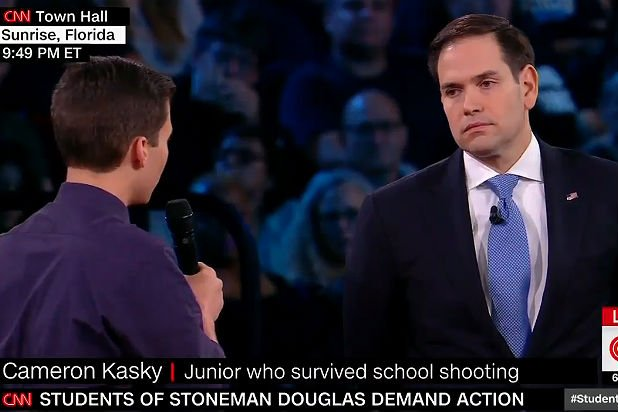 CNN's (@CNN) Florida Town Hall on Guns in America Lures 2.9 Million Viewers  #CNNTownHall #StandUp https://t.co/4qyMmL2Uud