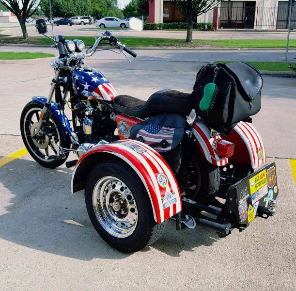MTC Voyager | Motorcycle Trike Conversion Kit