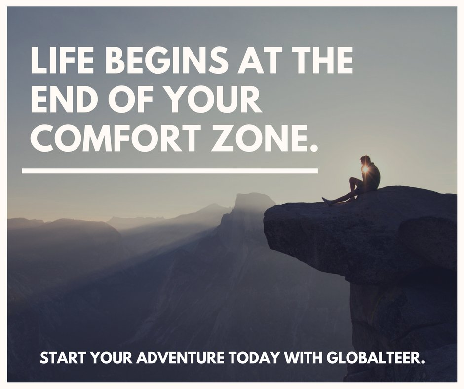 test Twitter Media - Start your volunteer journey today with Globalteer - our wonderful coordinators will assist you the entire way and answer any questions or concerns you may have! https://t.co/qKtrQefy0f #volunteer #comfortzone #quotes #lifequotes #Globalteer #Travel https://t.co/RCGKhlIfOc
