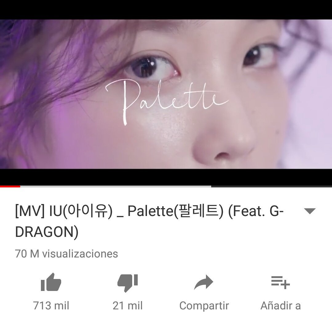 [#INFO] El videoclip 'Palette' de #IU ft...