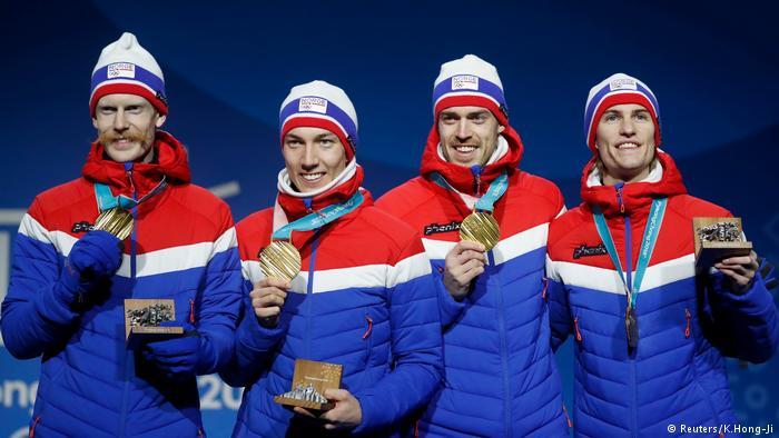 O que está por trás do sucesso da Noruega em Pyeongchang? Não é só o clima apropriado https://t.co/hUUoJkTEI4