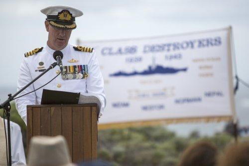 Lost sailors remembered at annual memori...