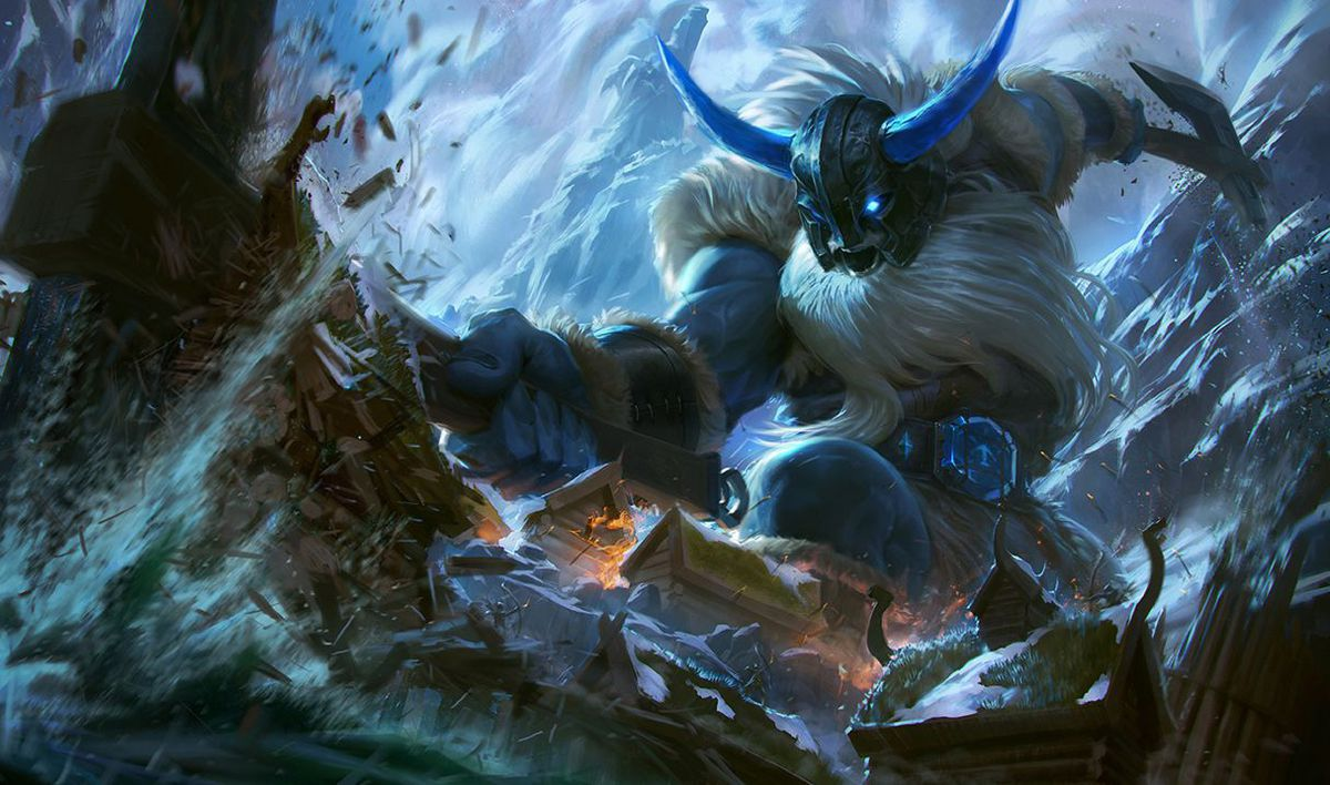 ICYMI: Patch 8.5 jungle buffs revealed—Nocturne gets a second fear and Olaf's ult is much scarier:  https://t.co/pIupnBTTbg