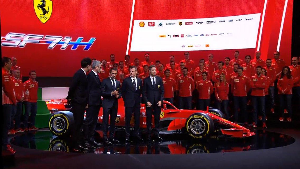 Si chiama SF71H: è la nuova Ferrari di F1 per il campionato mondiale del 2018 - https://t.co/XIwicFQgCt #blogsicilianotizie #todaysport