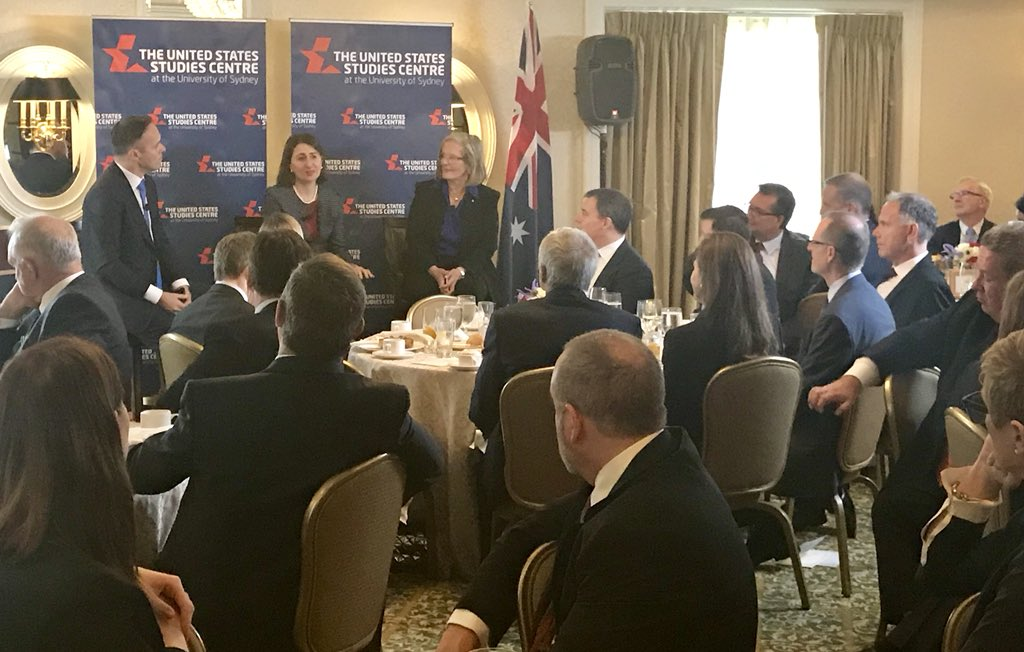 Talking trade and investment at the US S...