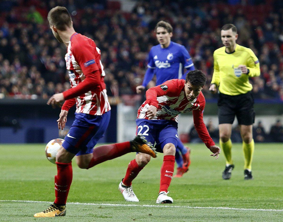 Atletico Madrid vs Kobenhavn: