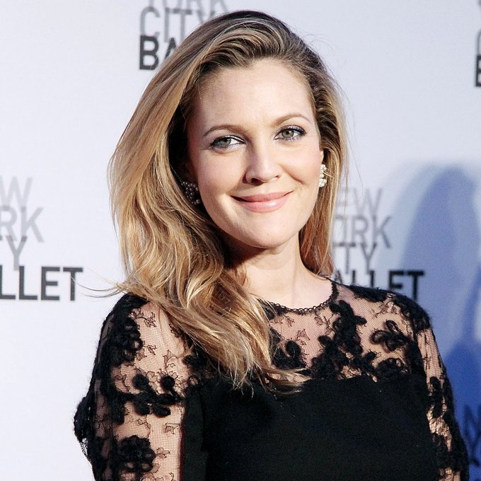 Happy 43rd birthday to Drew Barrymore today!