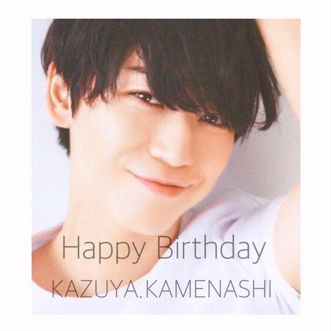 Happy Birthday KAZUYA.KAMENASHI