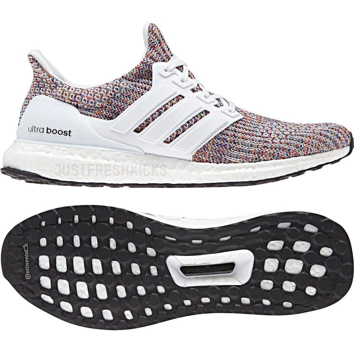 ADIDAS ULTRA BOOST 4.0 Mens 11.5 LTD OREO Cookies & Cream