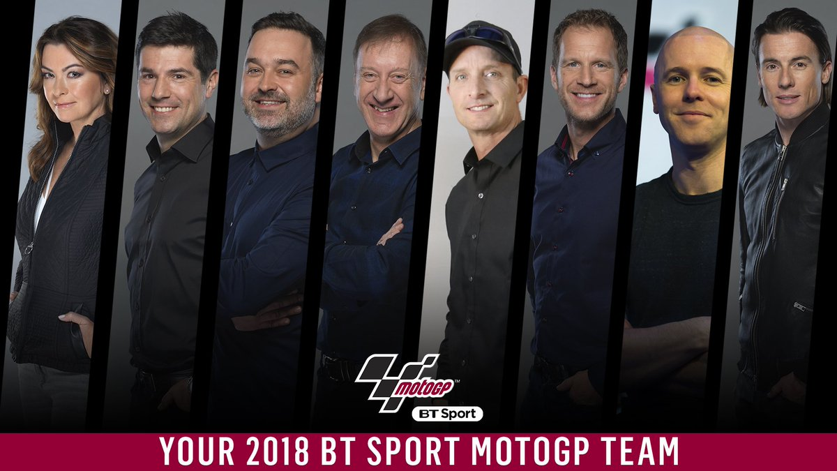Motogp Bt Sport Commentators