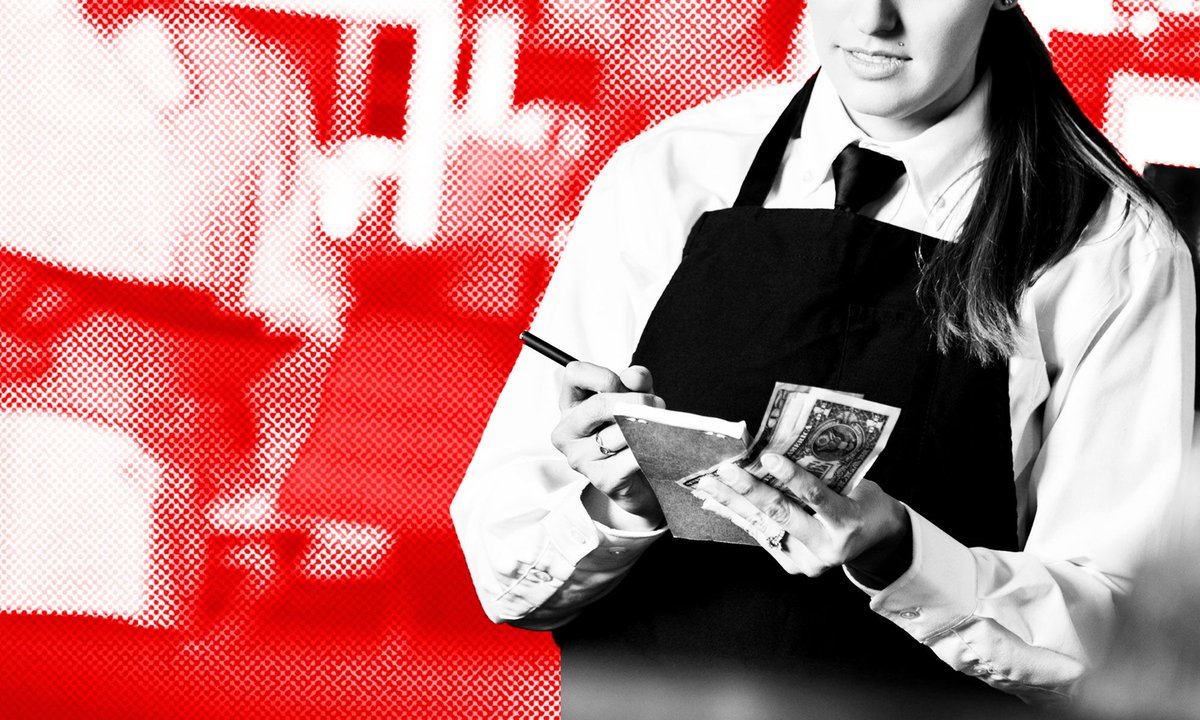case against tipping Tipping seems simple enough — you get good service and leave some money accordingly easy, right well, the problem is that people (not you, since you are virtuous and just and lack any biases of any kind, but lots of other people) tend to tip unfairly, which leads to less money in tips for women.