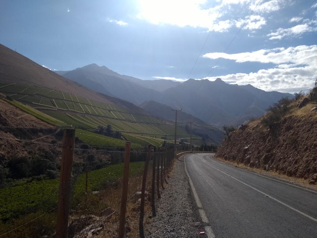 Camino a #Cochiguaz 😍😍😍😍 https://t.co/m9...