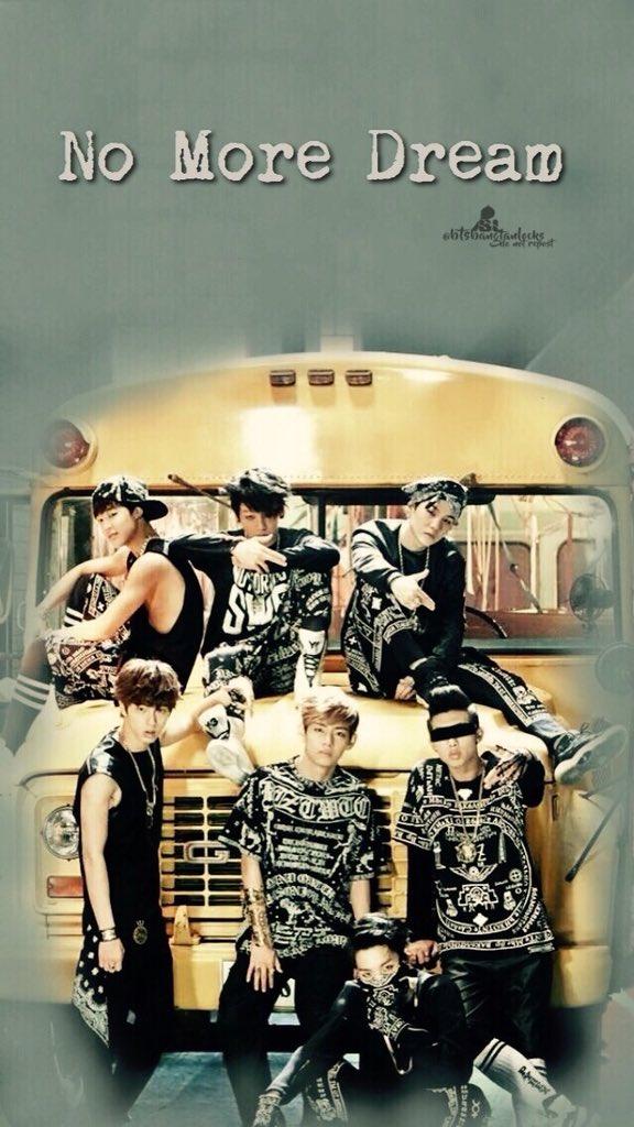 No More Dream BTS  @BTS_twt   ↣fav se go...
