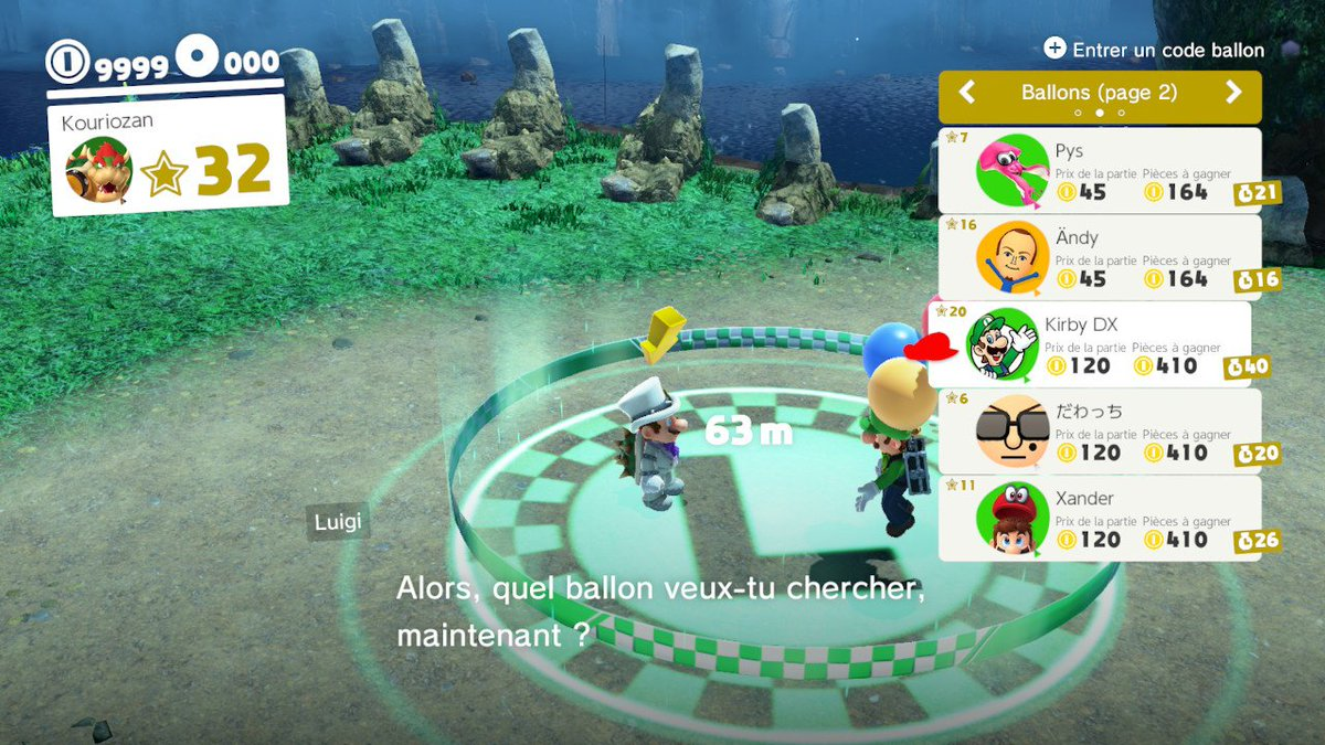 Luigi's Balloon World (Mario Odyssey DLC) OUT NOW   ResetEra