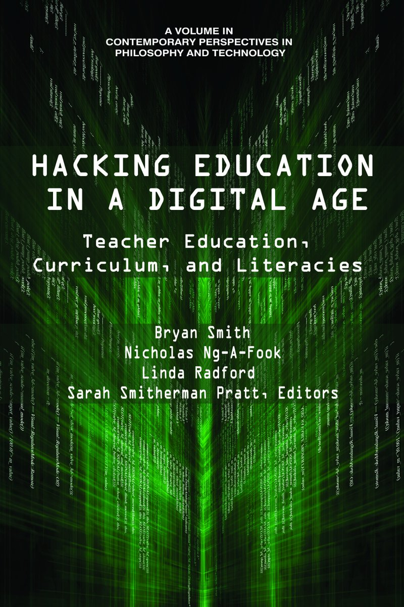 Book Cover: Hacking Education in a Digital Age