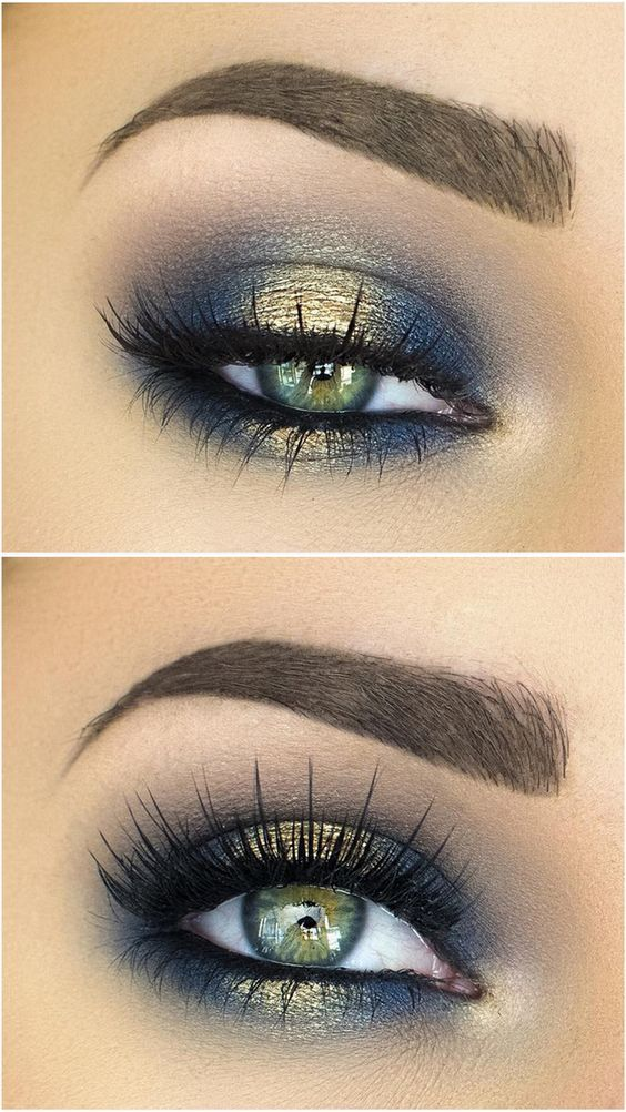 Prom Makeup Ideas For Hazel Eyes - Makeup Daily
