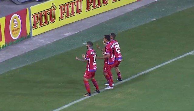 FIM DE JOGO!  Bahia 2x1 Náutico   🏆 Copa...