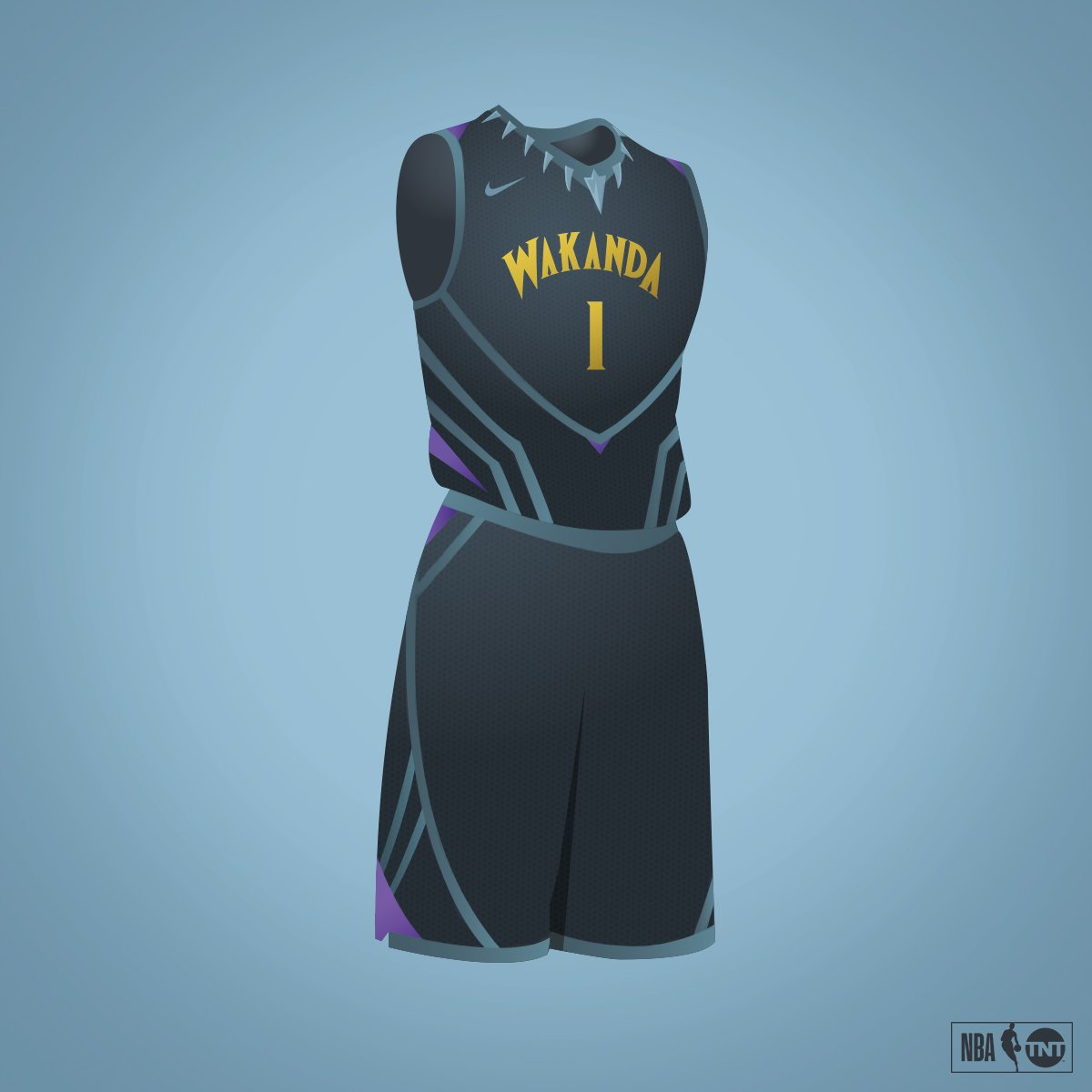 Next @NBA expansion team? 🤔  #WakandaForever