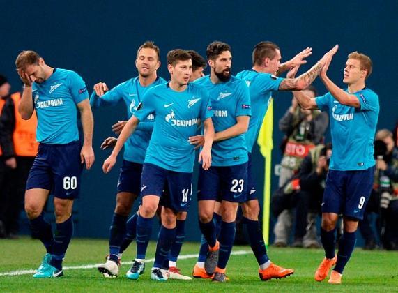 Video: Zenit vs Celtic