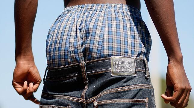 Etats-Unis: Un Etat envisage de verbaliser les citoyens dont le pantalon laisse voir le caleçon https://t.co/YoRT6UTjzU