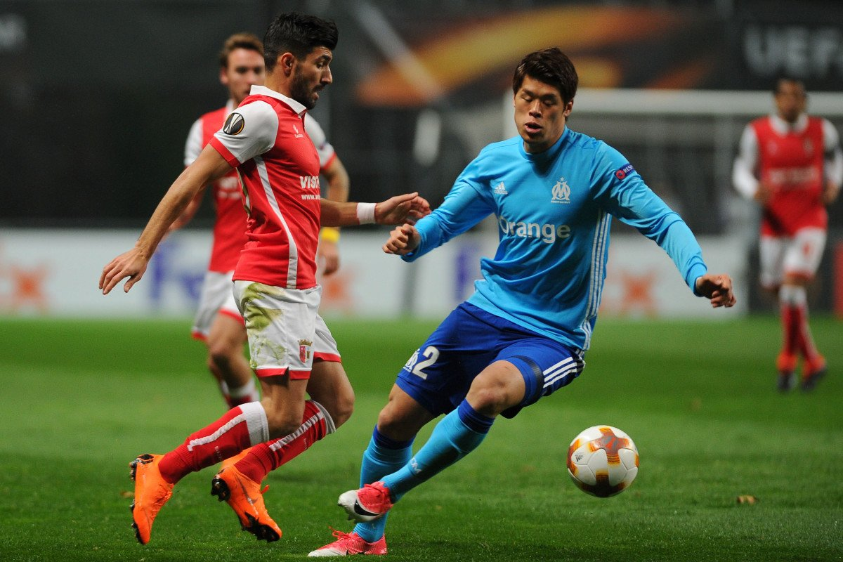 Sporting Braga vs Olympique Marseille: