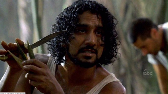 1 pic. Sayid and Sawyer's torture scene. I'm upset that this turns me on.....no i'm not😭 https://t.c