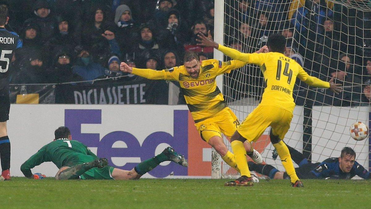 Atalanta vs Borussia Dortmund: