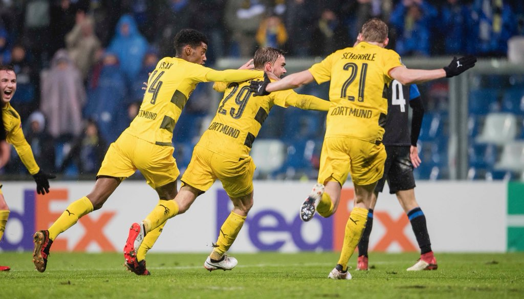 DWrGqPNXUAAIxb3 - Borussia Dortmund Vs Augsburg: All You Need To Know About This Bundesliga Encounter
