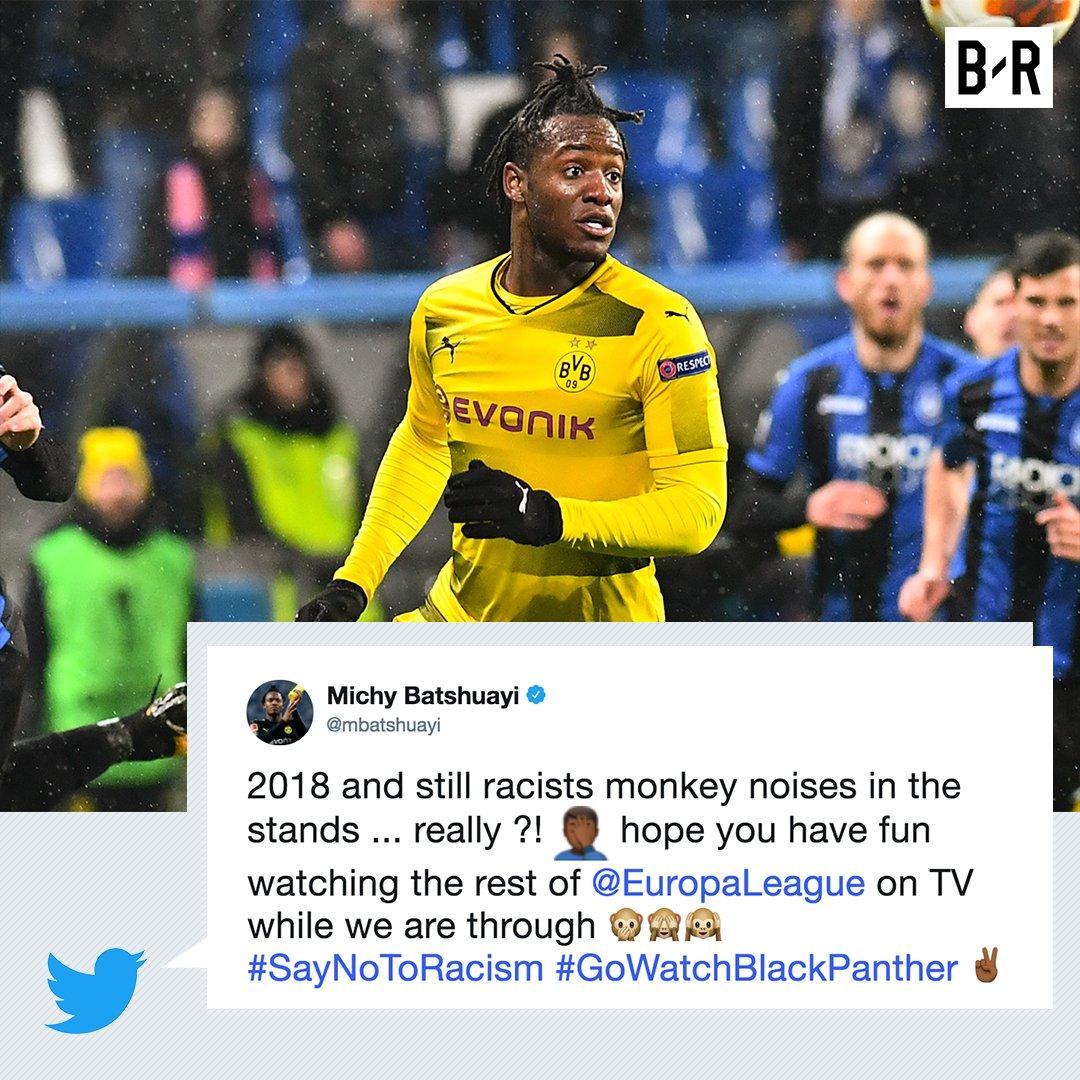 Europa League twitter.