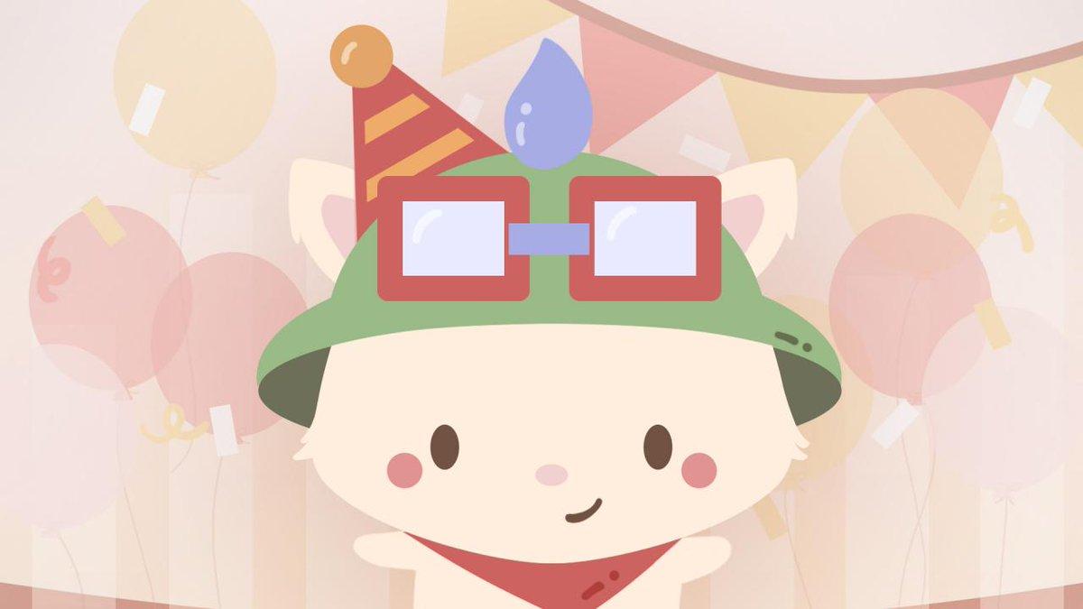 ティーモの誕生日データパーティー