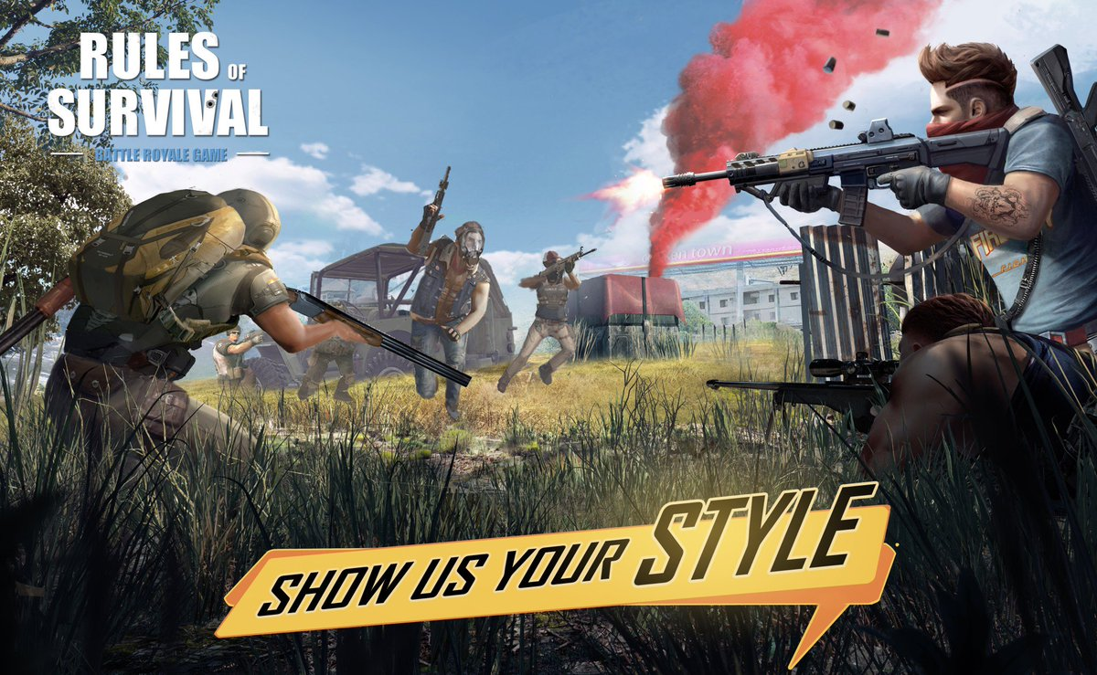PUBG banned? Try this game instead 4
