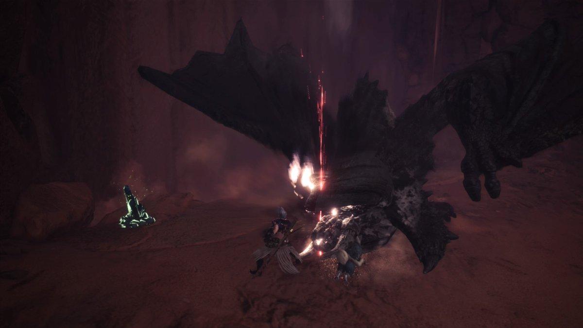 Monster Hunter World Screenshots Thread! DWrNsFXVAAAh6Yi