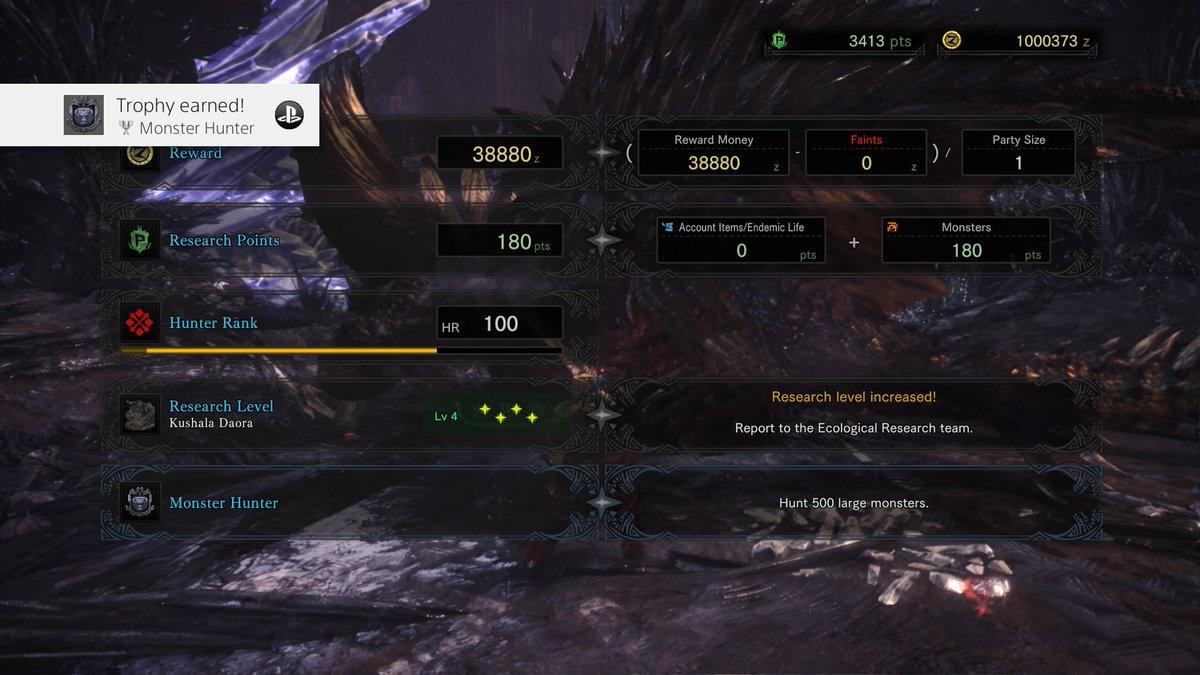 Monster Hunter World Screenshots Thread! DWrOMo9VMAAC3M1